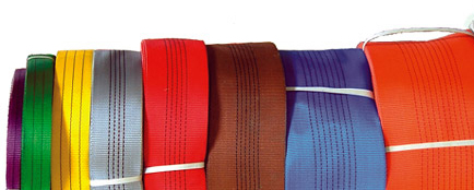 Текстильная лента для строп