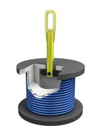 Модель применения захвата для барабанов